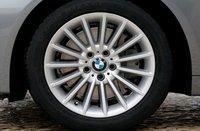 2013 BMW 5 Series, Front tire., exterior, manufacturer