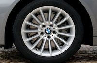 2013 BMW 5 Series, Front tire., manufacturer, exterior
