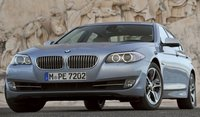 2013 BMW 5 Series, Front View., manufacturer, exterior