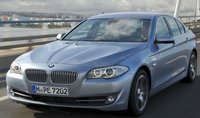 2013 BMW 5 Series, Front quarter view., exterior, manufacturer, gallery_worthy