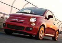 2013 Fiat 500, Front quarter view copyright AOL Autos., exterior, manufacturer