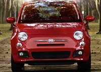 2013 Fiat 500, Front View copyright AOL Autos., exterior, manufacturer