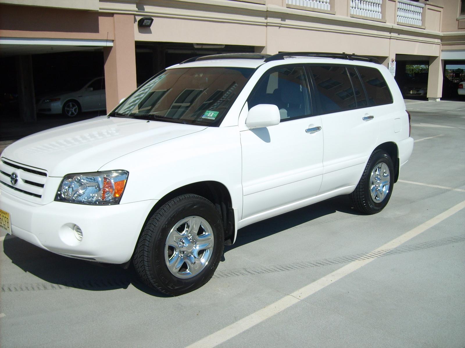 2004 Toyota Highlander Exterior Pictures Cargurus