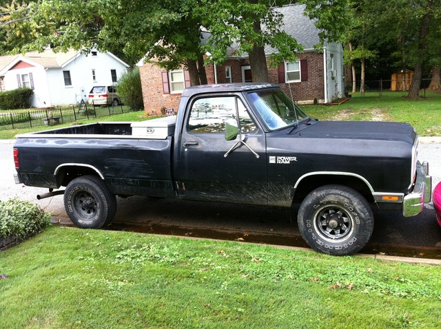 Picture of 1987 Dodge RAM 150 Long Bed 4WD