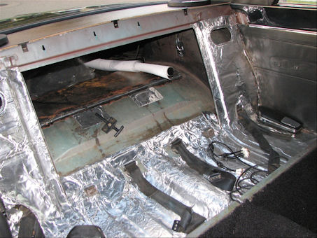 Ford Galaxie Questions How Do I Remove The Rear Seats On