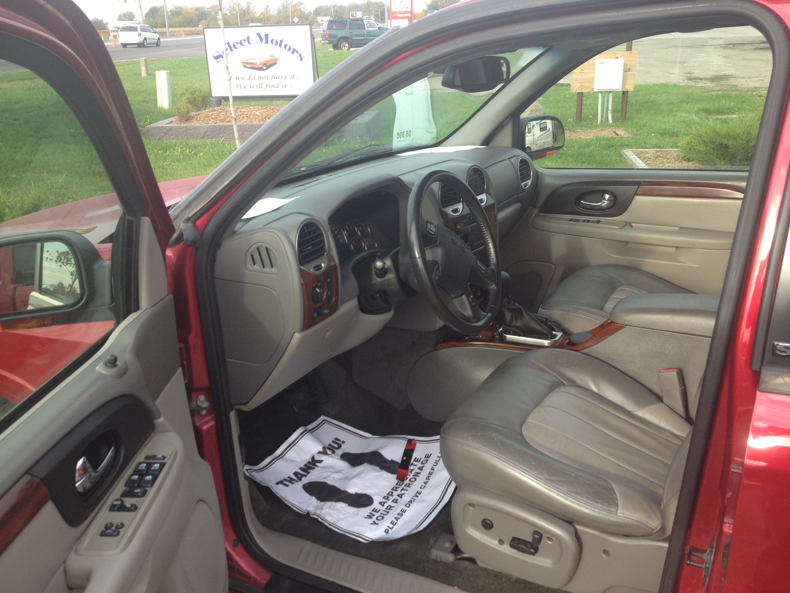 gmc envoy interior autos post. Black Bedroom Furniture Sets. Home Design Ideas