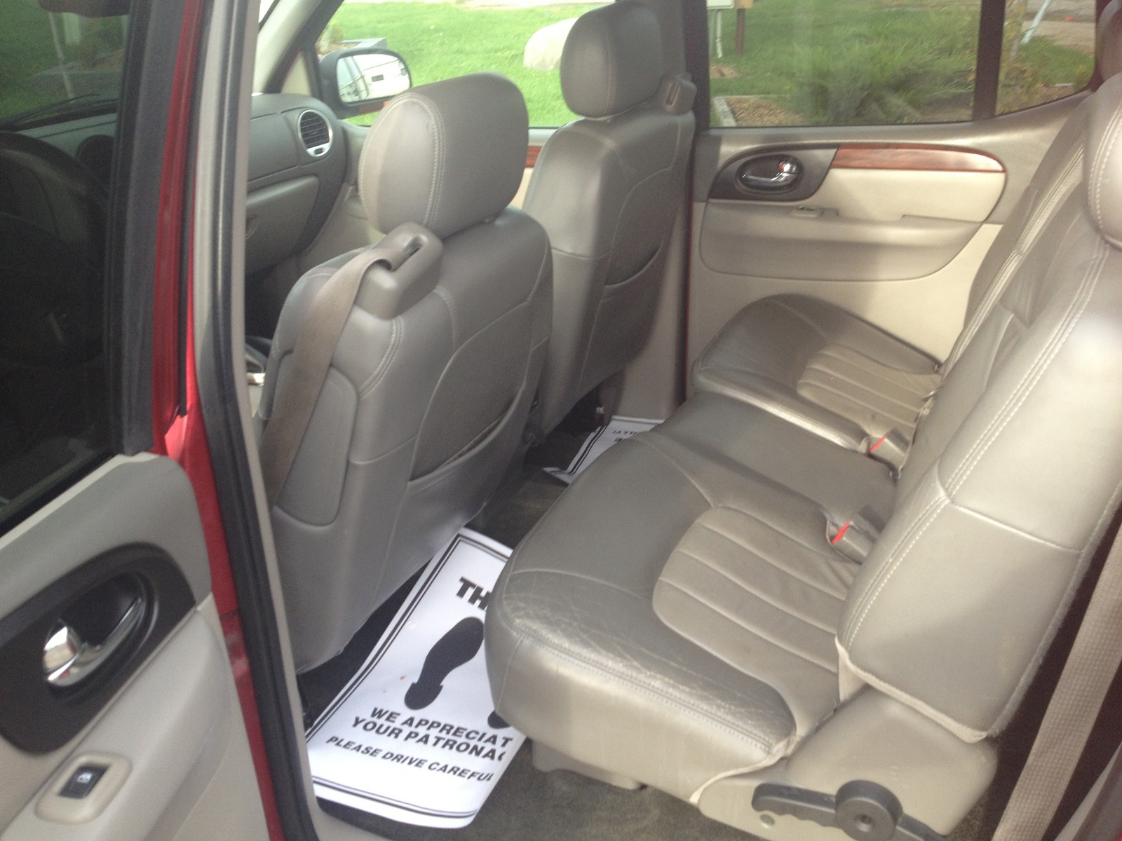 2003 gmc envoy xl interior pictures cargurus. Black Bedroom Furniture Sets. Home Design Ideas