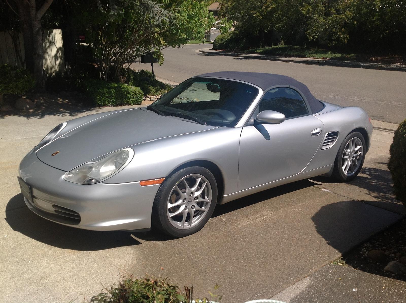 2004 Porsche Boxster Pictures Cargurus