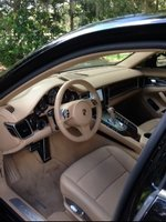 Picture of 2010 Porsche Panamera S, interior