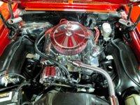 Picture of 1970 Chevrolet Nova, engine