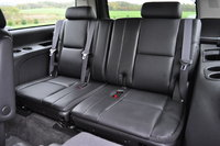 Picture of 2009 Chevrolet Suburban LTZ 1500 4WD, interior