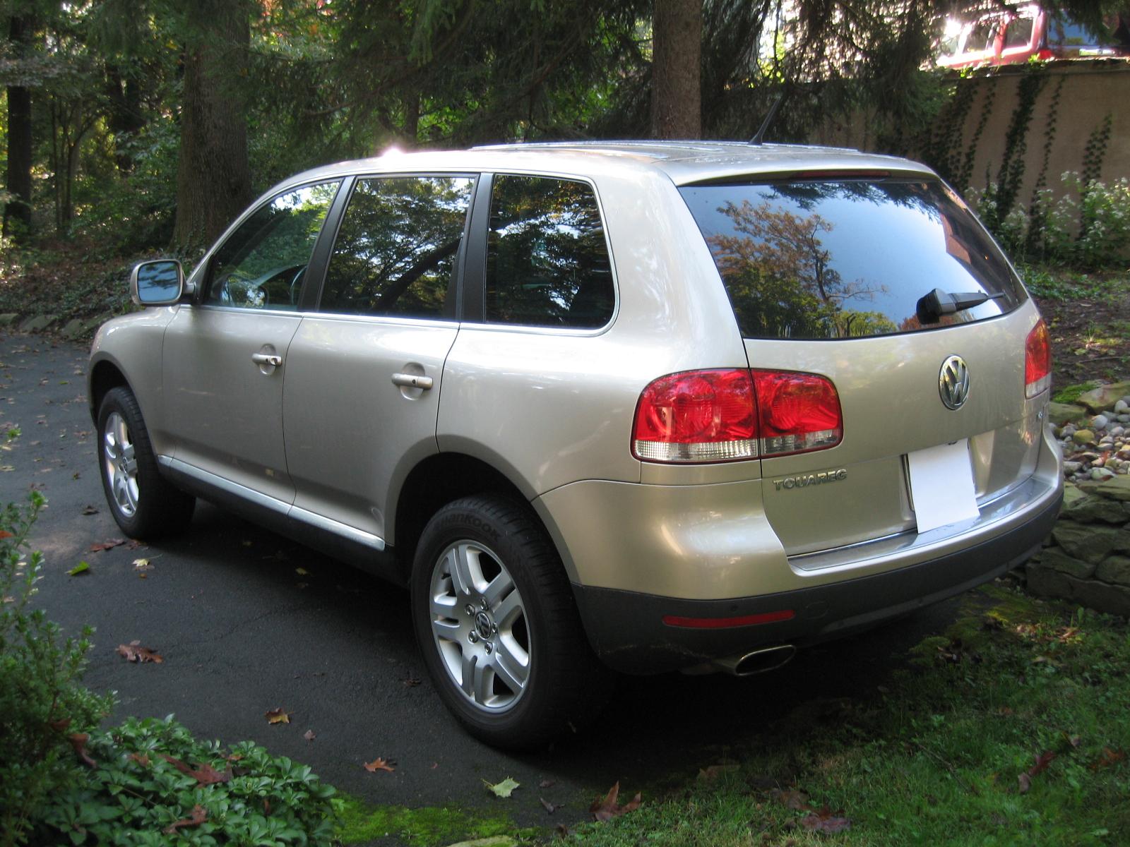 2006 Volkswagen Touareg Pictures Cargurus