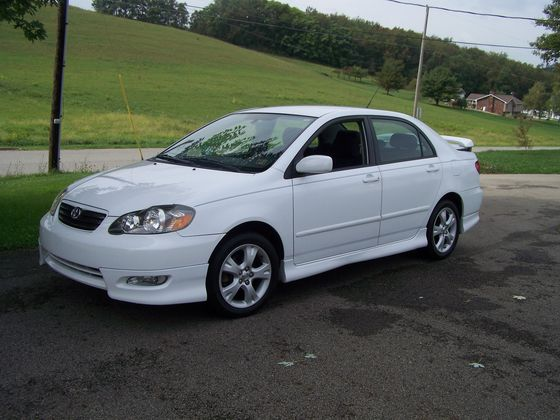 Picture of 2005 toyota corolla ce exterior car pictures