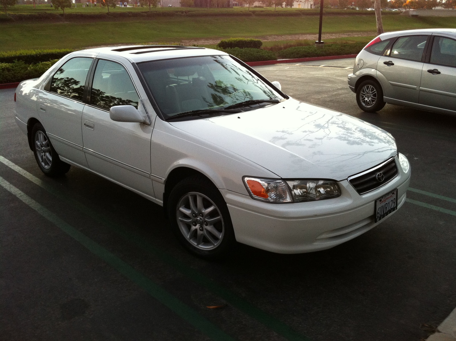 Picture of 2001 Toyota Camry XLE V6, exterior | 1600 x 1195 jpeg 672kB