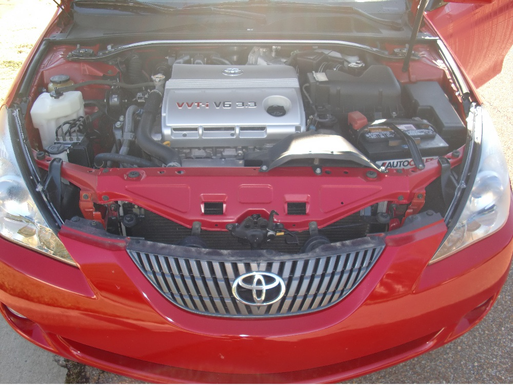 Picture of 2006 Toyota Camry Solara SLE Convertible, engine-static.cargurus.com