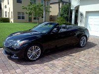 Picture of 2012 Infiniti G37 Sport Convertible, exterior