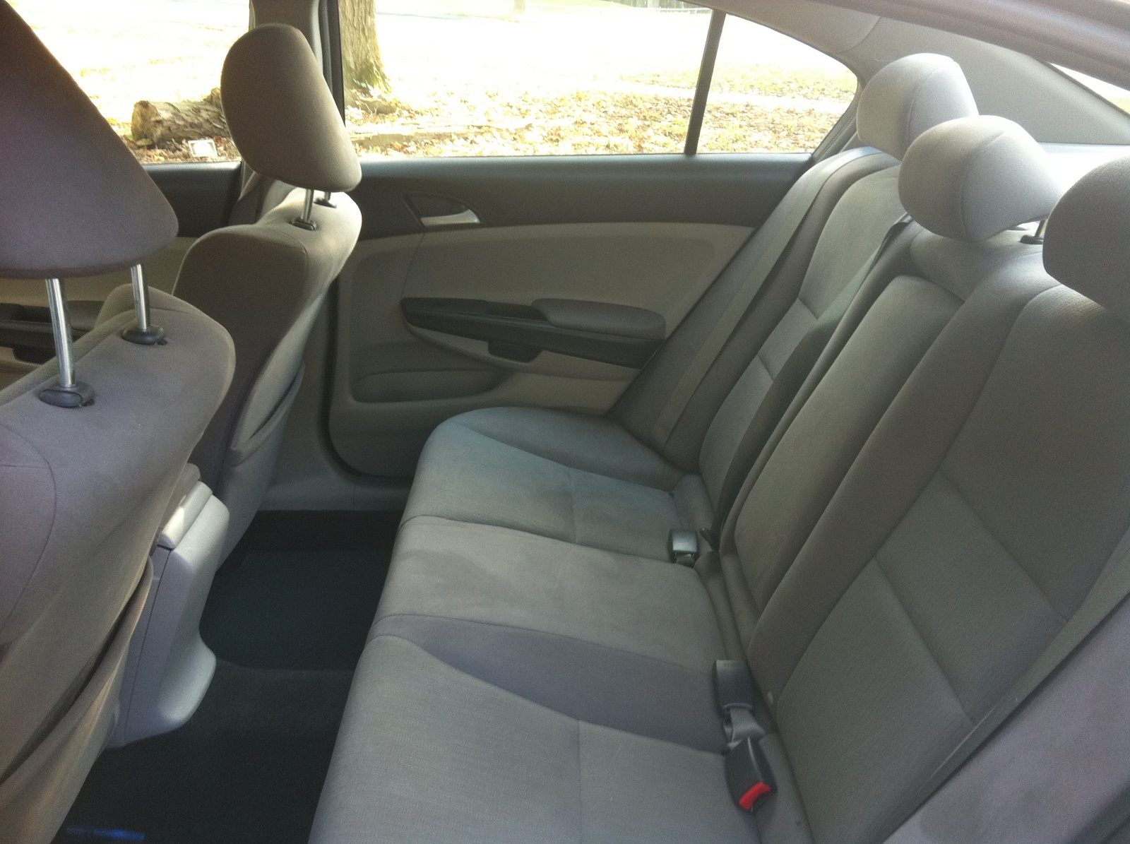 Picture of 2011 Honda Accord LX, interior