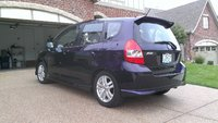 Picture of 2008 Honda Fit Sport AT, exterior, gallery_worthy