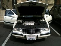 Picture of 1995 Cadillac Seville SLS FWD, engine, gallery_worthy
