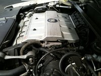 Picture of 1995 Cadillac Seville SLS, engine