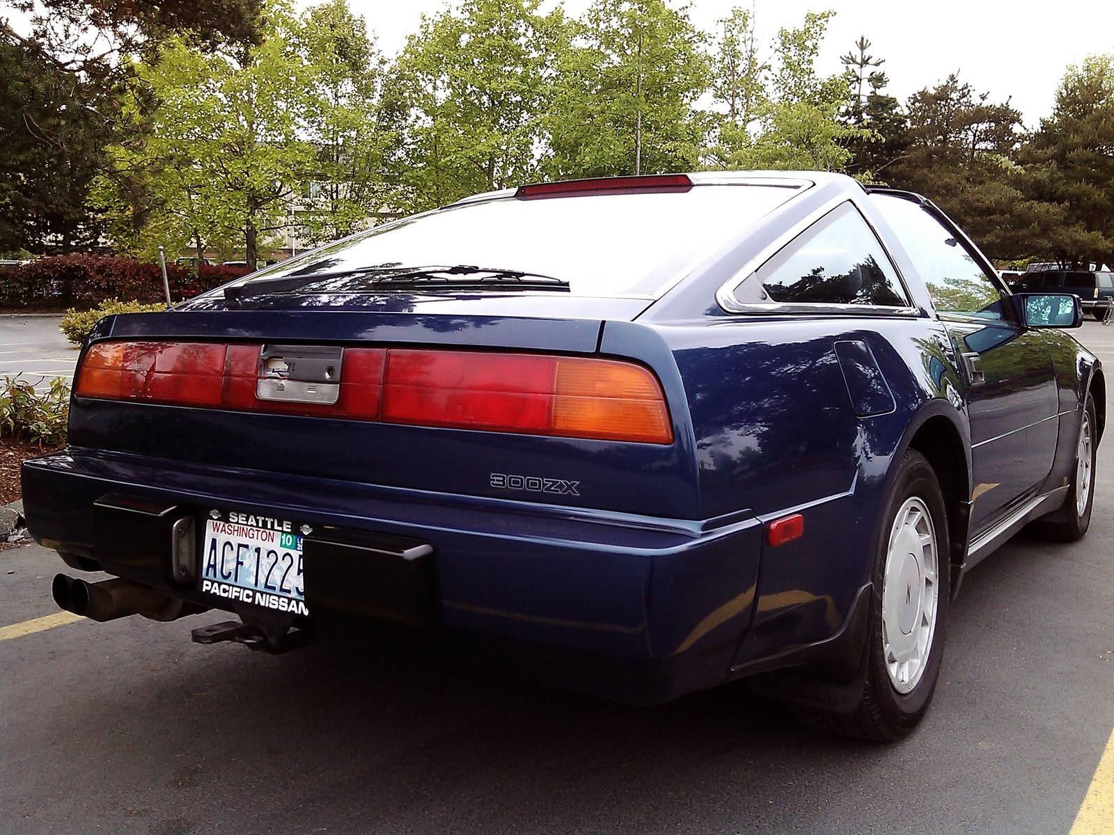 Nissan Zx Dr Gs Pic
