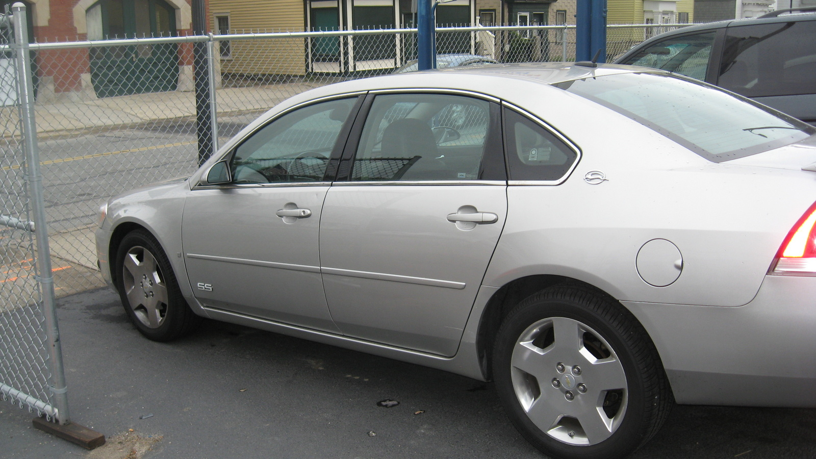 2006 chevy impala ss blend door actuator changeout autos post. Black Bedroom Furniture Sets. Home Design Ideas