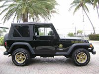 2006 Jeep Wrangler Sport Golden Eagle Edtion, Look at this ........What a true Jeep , exterior, gallery_worthy