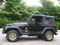 Picture of 2006 Jeep Wrangler Sport Golden Eagle Edtion, exterior