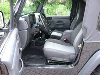 Picture of 2006 Jeep Wrangler Sport Golden Eagle Edtion, interior