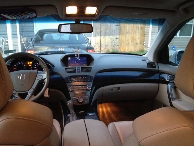 Wonderful Picture Of 2009 Acura MDX SH AWD With Technology Package, Interior,  Gallery_worthy