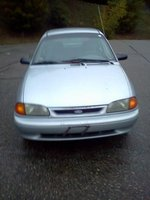 Picture of 1996 Ford Aspire 4 Dr STD Hatchback, exterior