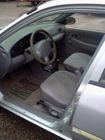 Picture of 1996 Ford Aspire 4 Dr STD Hatchback, interior