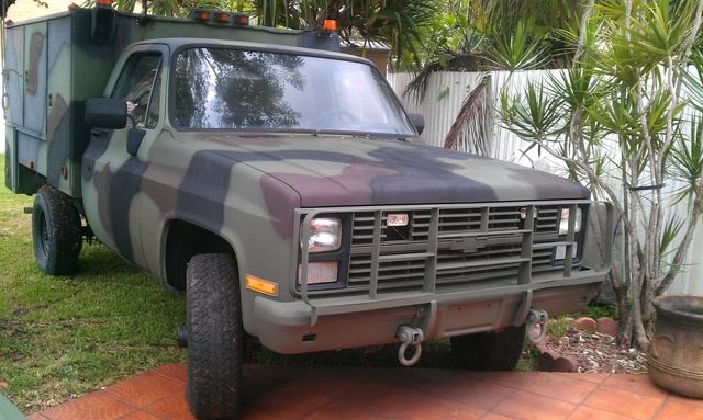 Picture of 1986 Chevrolet C/K 30