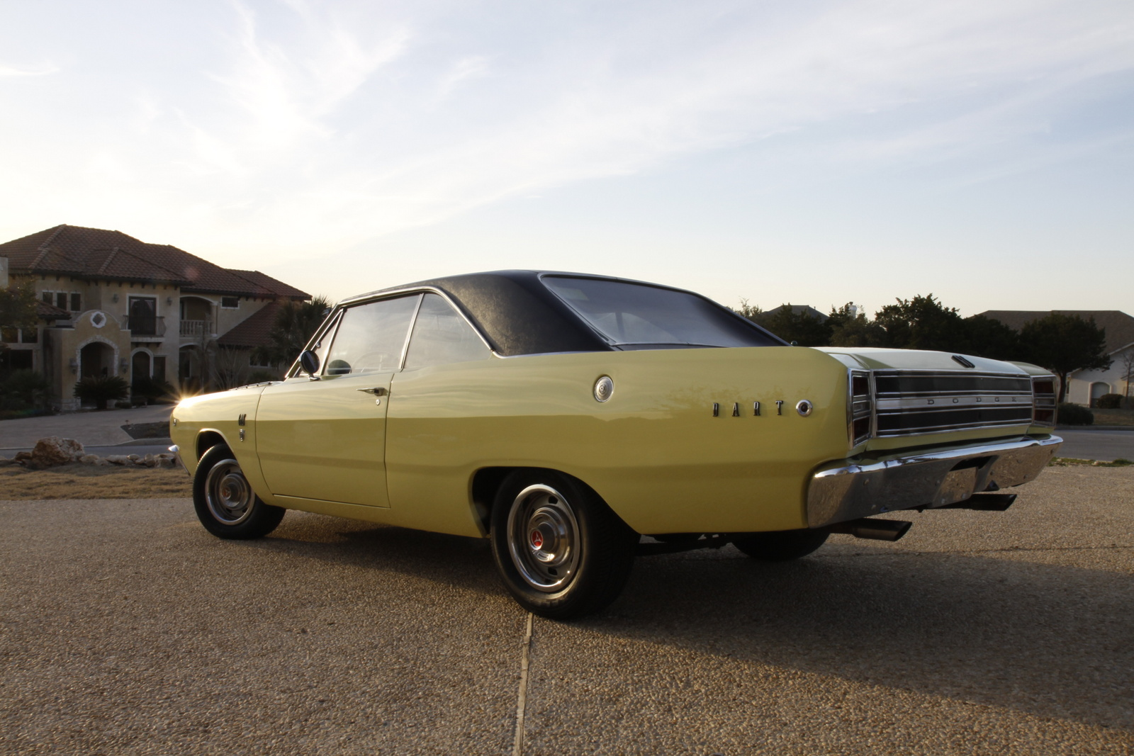 1968 dodge dart related infomation specifications weili automotive network. Black Bedroom Furniture Sets. Home Design Ideas