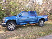 Picture of 2012 Chevrolet Colorado LT2 Crew Cab 4WD, exterior, gallery_worthy