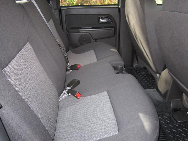 Picture of 2012 Chevrolet Colorado LT2 Crew Cab 4WD, interior