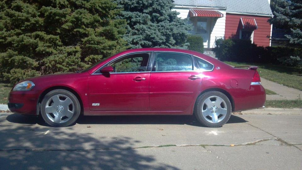 2006 chevrolet impala ss related infomation specifications. Black Bedroom Furniture Sets. Home Design Ideas