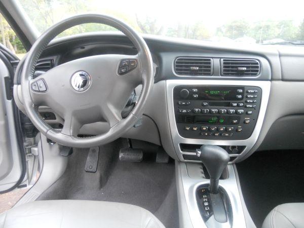 Picture of 2002 Mercury Sable LS Premium Sedan FWD, interior, gallery_worthy