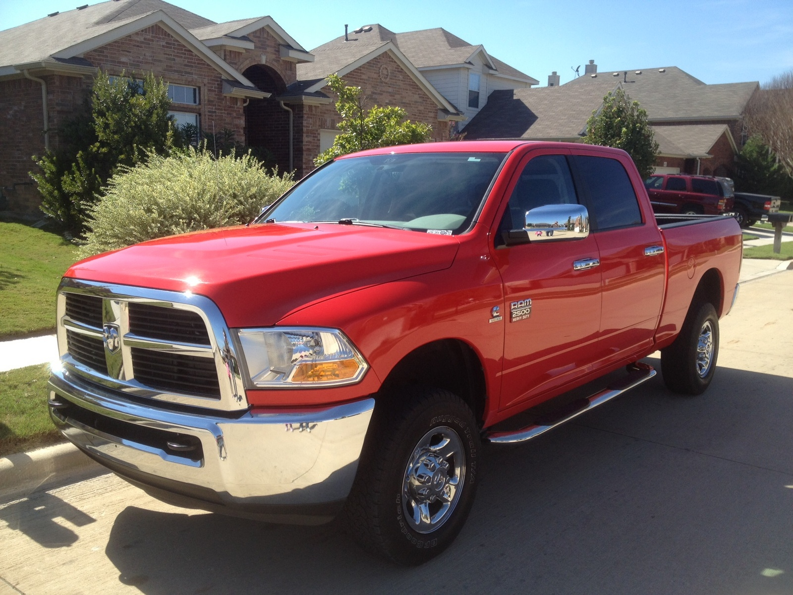Picture of 2010 Dodge Ram Pickup 2500 SLT Crew Cab 4WD