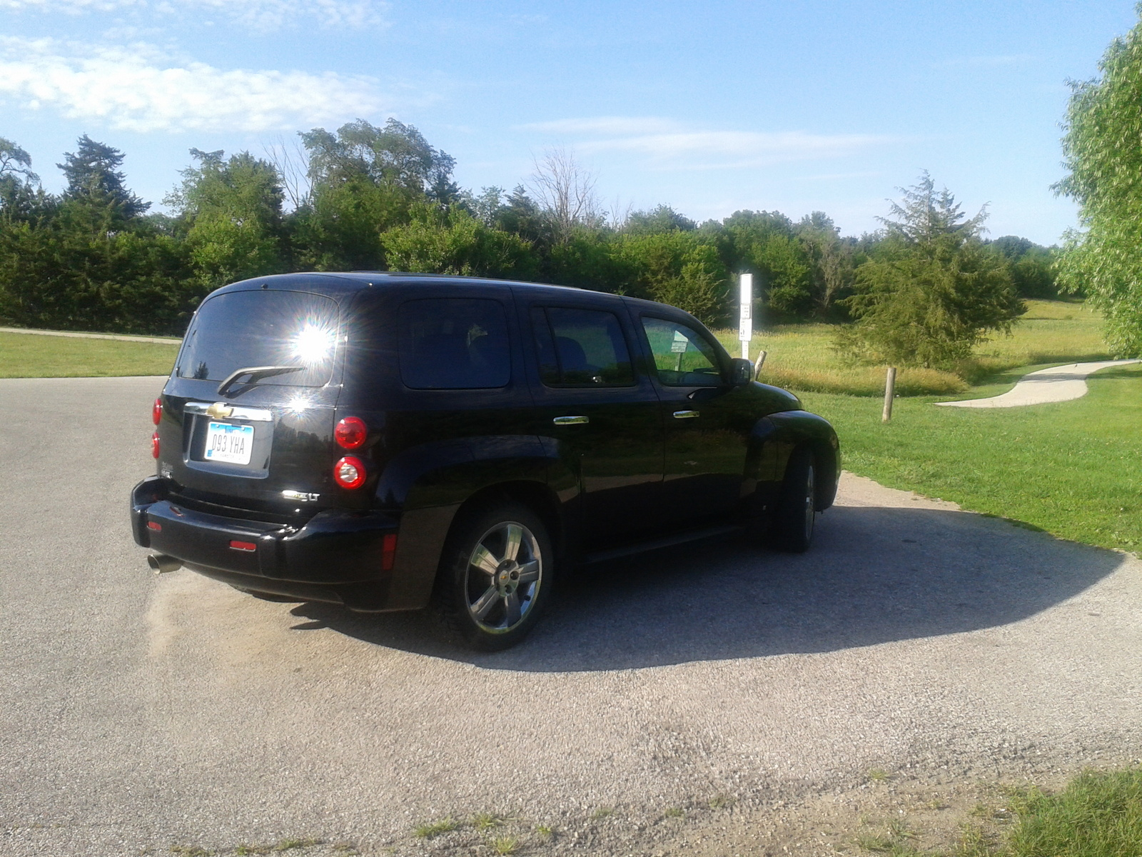 Picture of 2009 Chevrolet HHR LT1, exterior