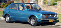 Picture of 1973 Honda Civic Hatchback, exterior, gallery_worthy