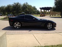 Picture of 2009 Chevrolet Corvette Coupe 3LT, exterior