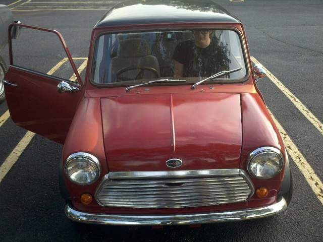 Picture of 1977 Morris Mini