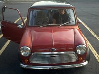 1977 Morris Mini Overview