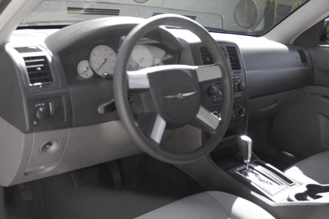 2005 Chrysler 300 Interior Pictures Cargurus