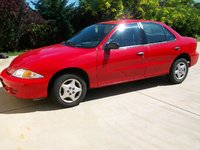 Picture of 2001 Chevrolet Cavalier Sedan FWD, exterior, gallery_worthy