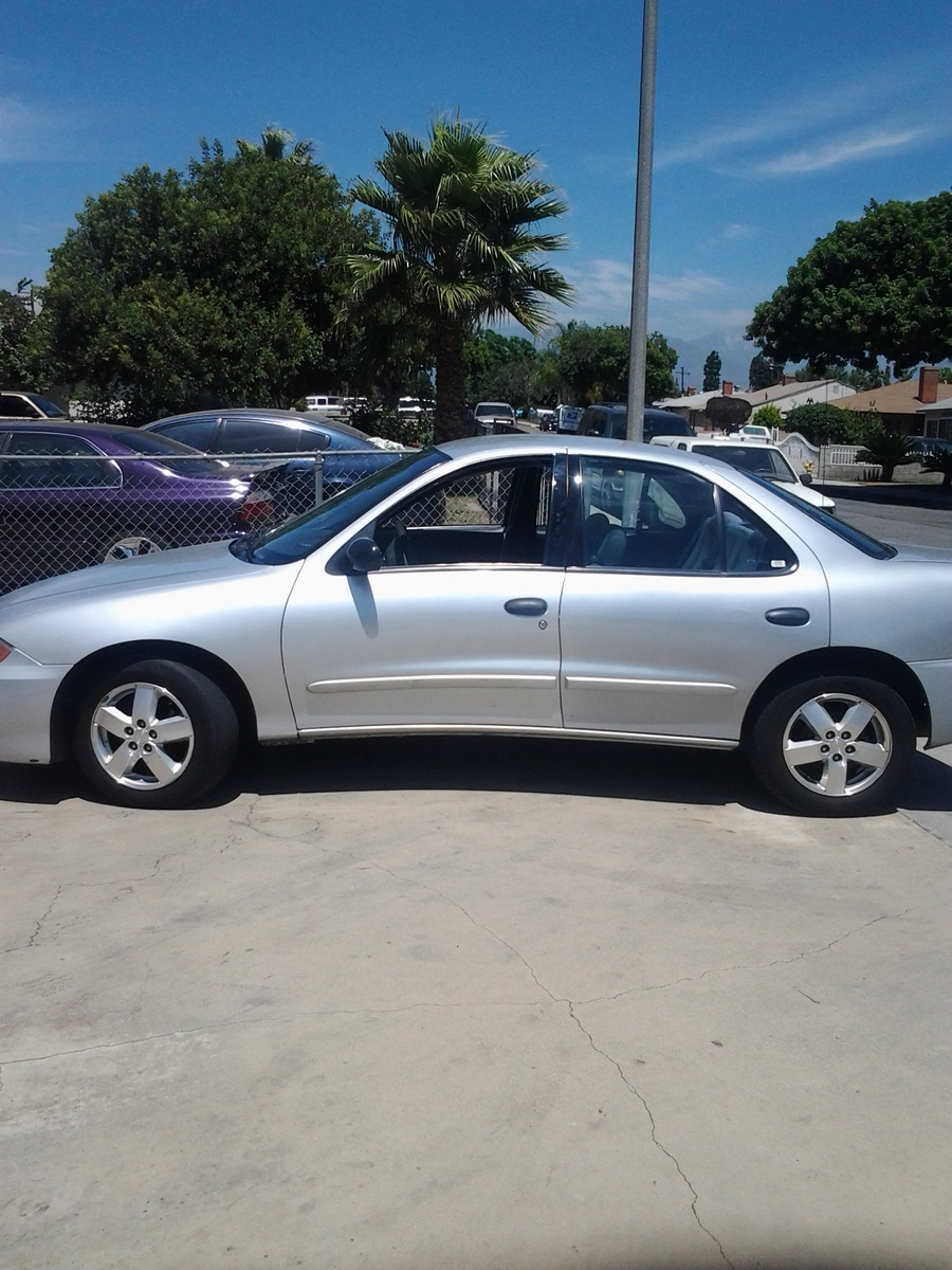 picture of 2004 chevrolet cavalier ls coupe exterior. Cars Review. Best American Auto & Cars Review