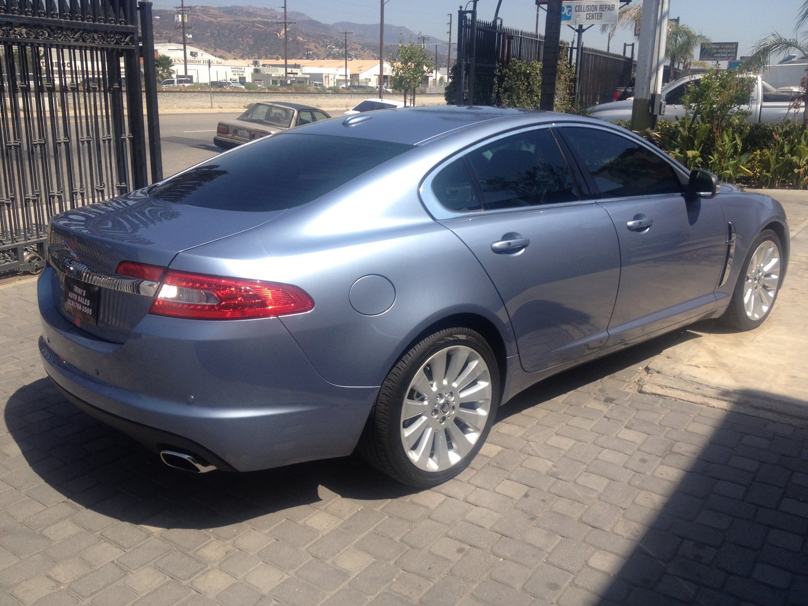 jaguar xf 2009 - photo #35