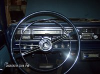 Picture of 1966 Dodge Coronet, interior
