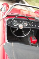 Picture of 1964 Austin-Healey Sprite, interior